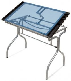 Blick's folding craft table