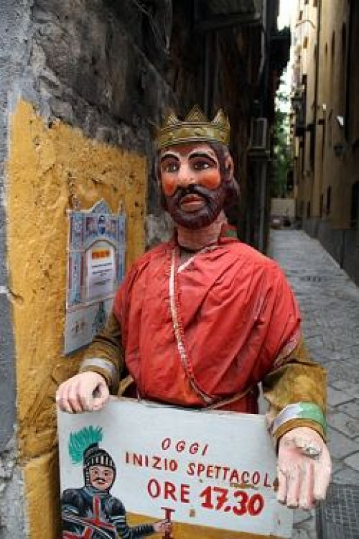Puppets of Palermo
