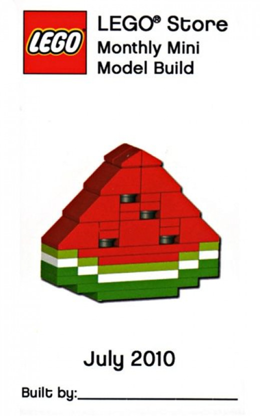 simple lego creations instructions