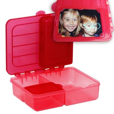 Gerber lunchbox with containers