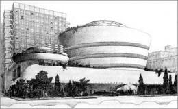 Frank Lloyd Wright's Guggenheim museum