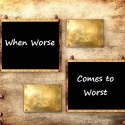 Worse vs. Worst