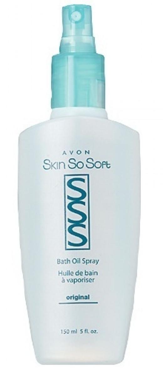 The Original Avon Skin so Soft Insect Repellent