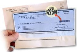 Learn how to get cash for taking surveys.