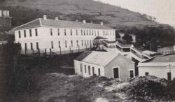 Angel Island Dormitories