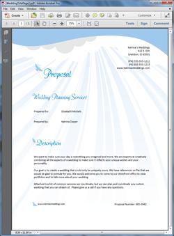 Proposal Pack Elegant #3