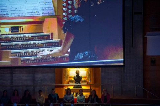 Featured Organist with Pacific Symphony