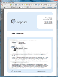 Proposal Pack Communication #2