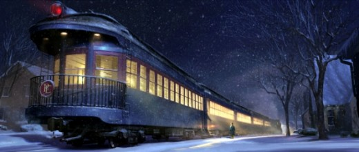Polar Express Train Rides