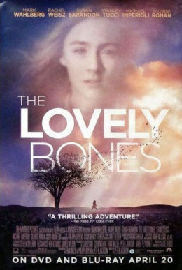The movie version of The Lovely Bones