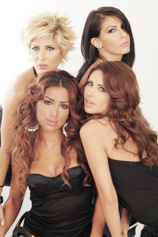 Beautiful Arab Girls