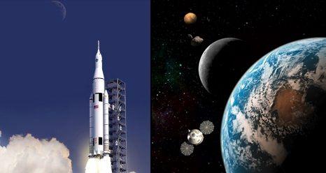 Shuttles vs. Probes