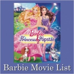 Barbie Movie List
