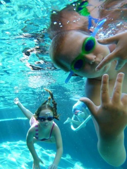 Have Fun in the Pool!