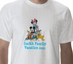 Personalized Disney Vacation Shirts