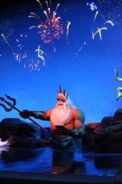disabled disneyland attractions - little mermaid ariel's undersea adventure