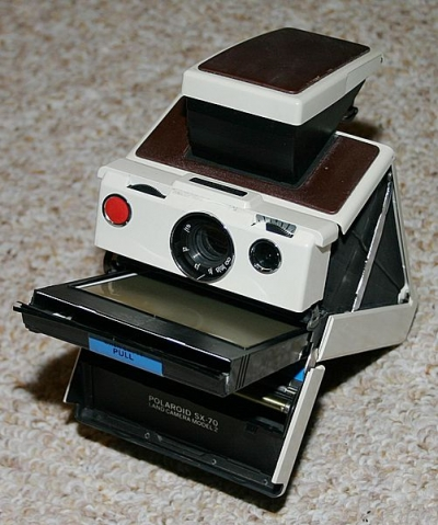 Remember the Old Polaroid Cameras?