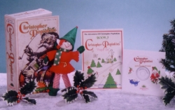 Christmas Shelf Elf, Christopher Pop-in-Kins
