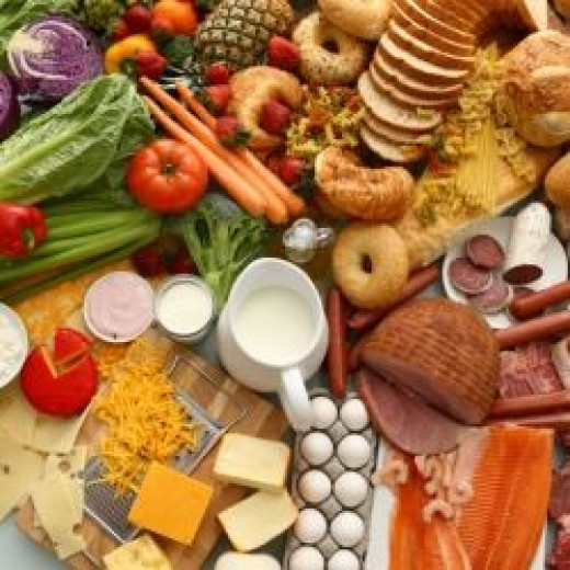 Do you have food allergies? Were they caused by fibromyalgia?
