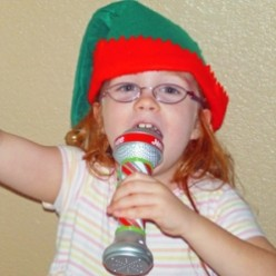 Hallmark Elf Microphone is a Fun Christmas Gift