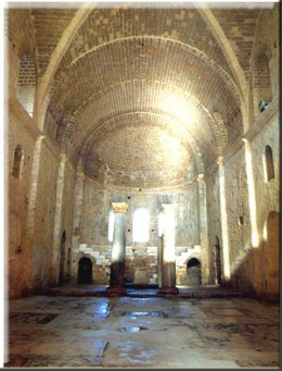 The Church of St. Nicholas--He Was a Bishop in Myra, Turkey