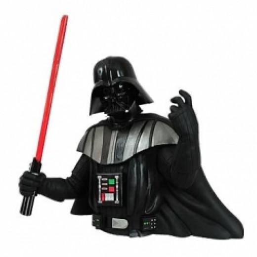 Darth Vader gifts - bank