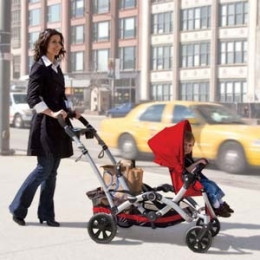 kolcraft contours double stroller manual