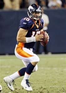 Is Time Tebow God's Favorite