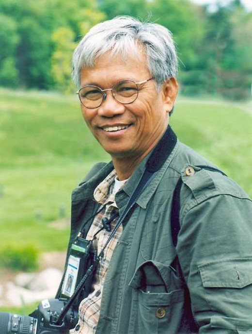 """""""Part of my life is saving life. I don't consider myself a politician or a hero. I'm a messenger. If Cambodia is to survive, she needs many voices."""" ~Dith Pran, 1942-2008"""