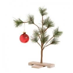 Christmas Brown Christmas tree