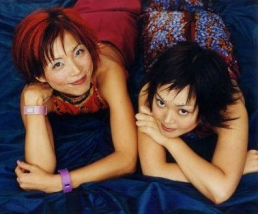 Miho and Yuka