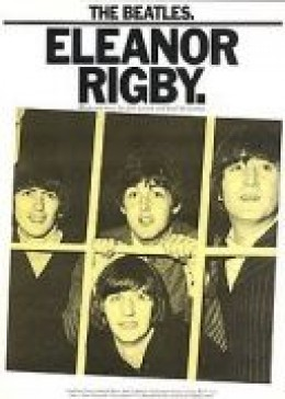 Eleanor Rigby Picture Sleeve