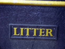 Litter And Fly Tipping