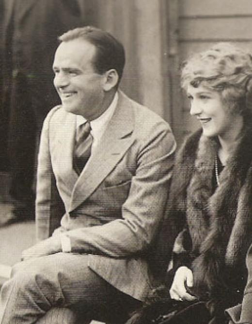 Douglas Fairbanks and Mary Pickford, 1919