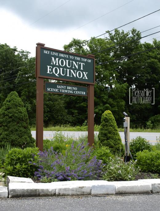 Mount Equinox Toll Road
