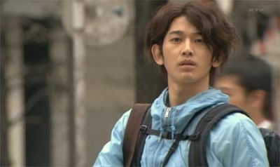 Eita as Nakaji in Sunao ni Narenakute (2010)