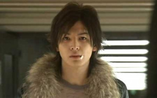 "Ikuta Toma as ""Junpei Oribe"" in Hana Yori Dango II (2007)"