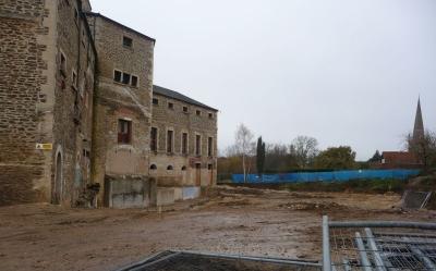 Abingdon Old Gaol Redevelopment Stalled December 2010