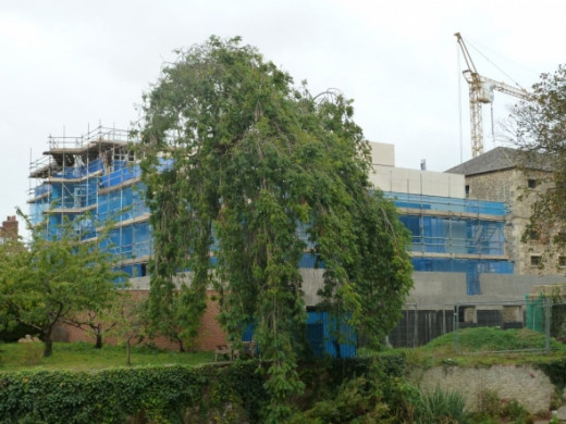 Abingdon Old Gaol Redevelopment Takes Shape
