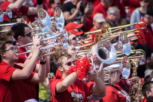 Nebraska Pep Band