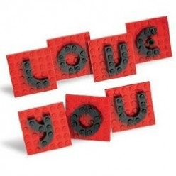 Valentine's Day gifts for LEGO fans 2013