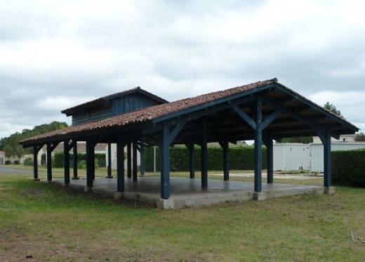 Former Gare de Lacanau Ville