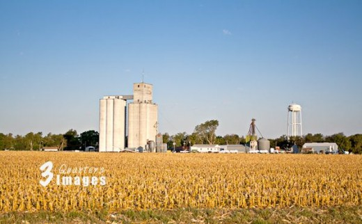 Murdock Nebraska, sky scrapers of Nebraska