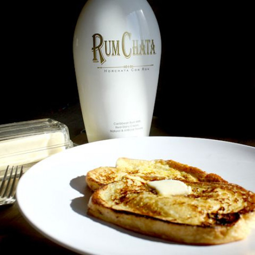 Rumchata French Toast (Click for recipe)