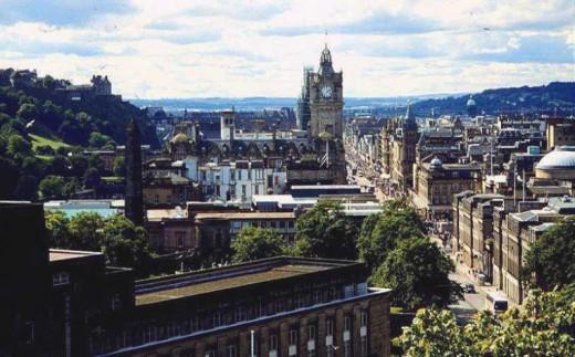 Edinburg Scotland