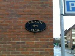 Magnette Close, The Vineyard, Abingdon