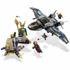LEGO and Marvel cooperating on a new brick set