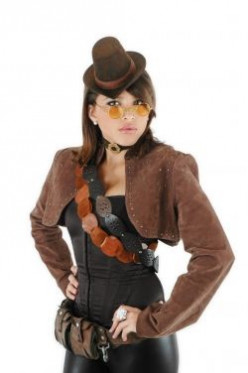 Want to dress up in a cool Steampunk Outfit this Halloween?
