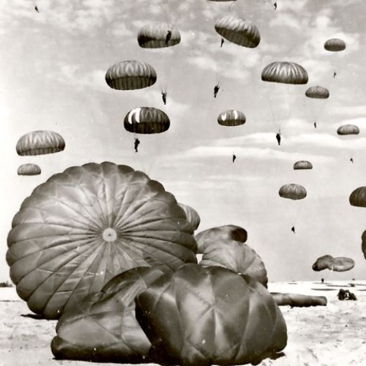82nd Airborne Training photo from my Dad's memorabilia