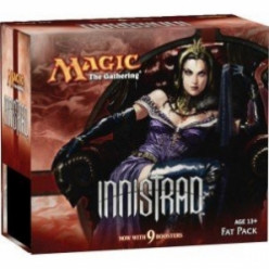 Look up the cards of the MTG expansion Innistrad